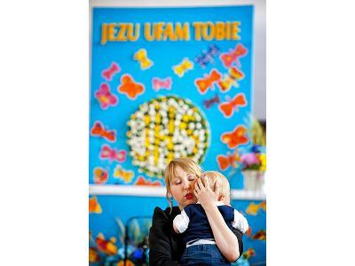 Fotografia chrztu Łódź, www.danielpawlowski.pl - kliknij, aby powiększyć