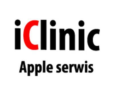 iClinic - serwis urządzeń Apple - kliknij, aby powiększyć