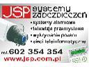 jsp systemy zabezpieczeń - systemy alarmowe, telewizja przemysłowa, Mińsk Mazowiecki, mazowieckie