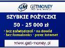 Pożyczki do 25000 zł w 15 minut, cała Polska
