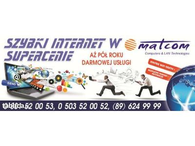 Internet Matcom - kliknij, aby powiększyć