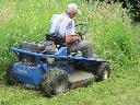 Wykaszanie nieużytków, koszenie trawy, Wisła, Skoczów, Górki, Ustroń