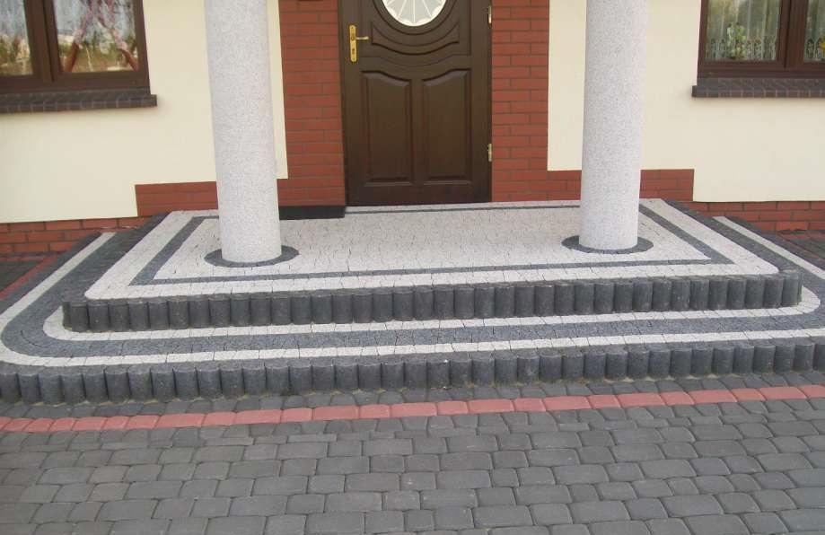 Układanie kostki brukowej,tarasy,schody,palisady, Łuków, lubelskie - Galeria: zdjęcie 4 z 10 ...