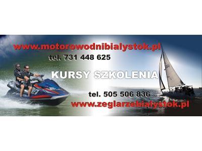 Kursy i szkolenia motorowodne żeglarskie - kliknij, aby powiększyć
