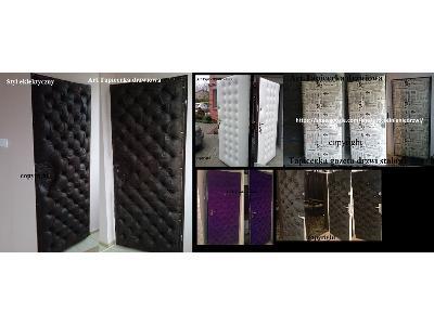 Niewiarygodnie Tapicerowanie , tapicer , wyciszanie , ocieplanie , obicia VU18