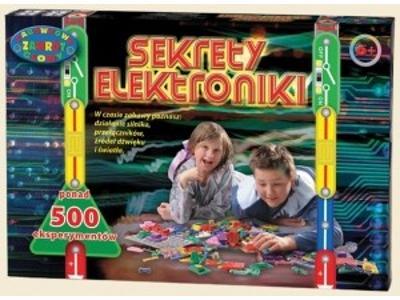 SEKRETY ELEKTRONIKIPONAD 500 DOŚWIACZEŃ - kliknij, aby powiększyć