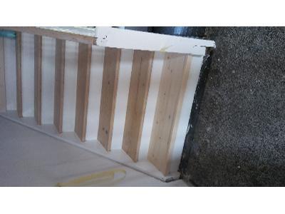 Cyklinowanie, układanie podłóg drewnianych, renowacja schodów