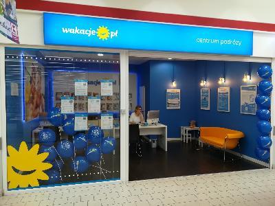 Biuro podróży Brodnica - Wakacje.pl - kliknij, aby powiększyć