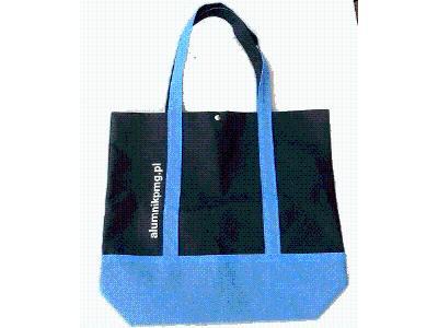 torby bawełniane , z poliestru , ekoskóry ,filcu,reklamowe - kliknij, aby powiększyć