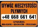 Usługi asenizacyjne - wywóz nieczystości płynnych Iłowa, Iłowa, lubuskie