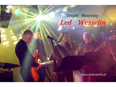 Zespół na wesele, event, studniówk Led Wesselin Zdjęcie nr 1 - kliknij, aby powiększyć