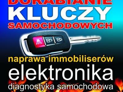 Dorabianie Kluczy Samochodowych Gorzów ALL-CAR Krótka 20, Gorzów Wlkp (lubuskie)