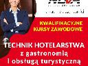 Technik hotelarstwa, Kraków, małopolskie