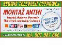 Montaż,ustawianie anten SAT,DVB-T,Sława,Konotop,Radzyń,Lubięcin, Sława,Lubięcin,Radzyń, lubuskie
