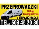 Przeprowadzka Transport Przeprowadzki ostróda usługi transportowe