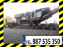 Transport Maszyn Rolniczych Leśnych Budowlanych Kontenerów Wózków itp , Katowice, Dąbrowa Górnicza, Gliwice, Zabrze, śląskie