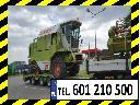 Szybki Transport Claas Bizon John Deere New Holland Deutz Case MF JD , Lublin, Chełm, Puławy, Zamość, Biała Podlaska, lubelskie