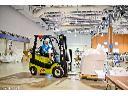 Kurs na wózek widłowy z wymianą butli LPG i egzaminem przed UDT, Wieluń, łódzkie