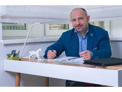 Mariusz Dłużak - coach International Coaching Community ICC - kliknij, aby powiększyć