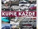 Skup Sprinter Kaczka Hiace Pregio H100 Vario Hilux w124 Sharan 24/H GOTÓWKA, warszawa, mazowieckie