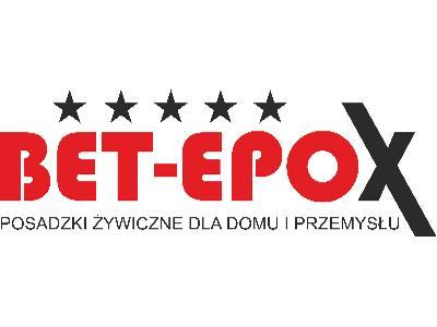 BET - EPOX - posadzki żywiczne dla domu i przemysłu