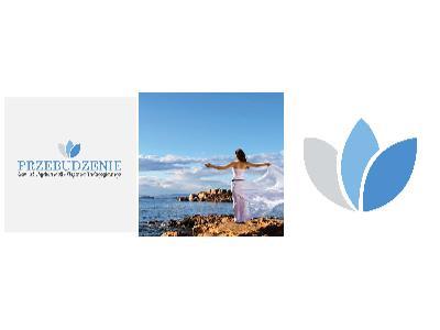 Projekt logo dla gabinetu psychoterapii, projekt logo - kliknij, aby powiększyć