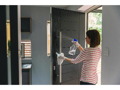 czyszczenie drzwi - kliknij, aby powiększyć