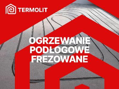 Frezowanie pod ogrzewanie podłogowe frezowane Wrocław - kliknij, aby powiększyć