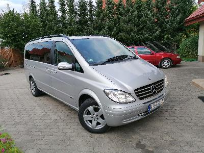 Mercedes-Benz Viano Ambiente Long - kliknij, aby powiększyć