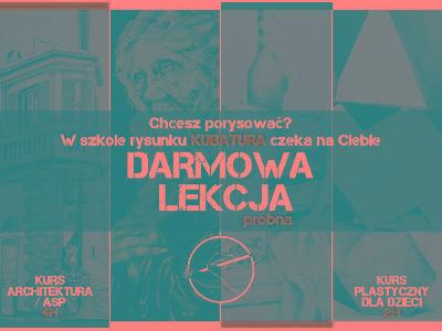 www.rysunek-krakow.pl Kurs rysunku Kraków - kliknij, aby powiększyć