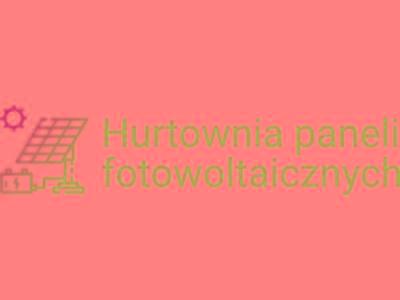 Hurtownia paneli fotowoltaicznych Bielsko-Biała - kliknij, aby powiększyć