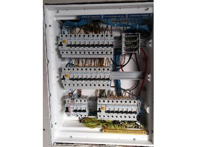 instalacja elektryczna - kliknij, aby powiększyć