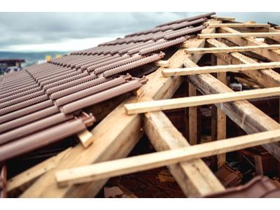 dach w domu - kliknij, aby powiększyć
