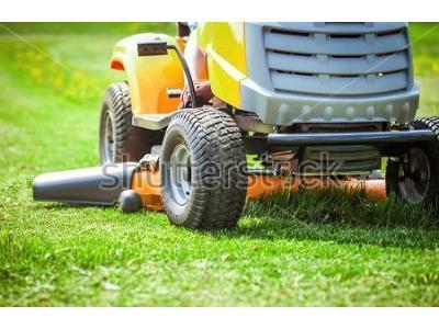Koszenie trawy wykaszanie Wisła Ustroń Brenna Skoczów Górki - kliknij, aby powiększyć