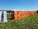 Wynajem toalet, ogrodzeń, kontenerów, Szczecin, zachodniopomorskie