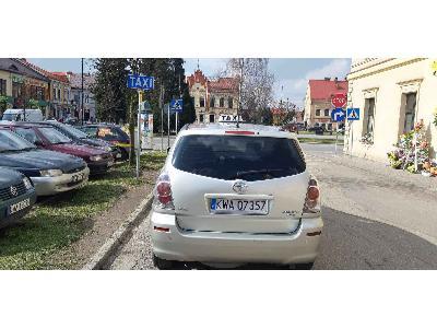 Taxi Zator Postój - kliknij, aby powiększyć