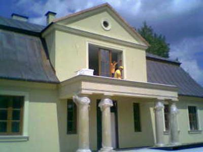 Kompleksowa budowa domów i hal. Kielce. Piekoszów, KIELCE, PIEKOSZÓW (świętokrzyskie)