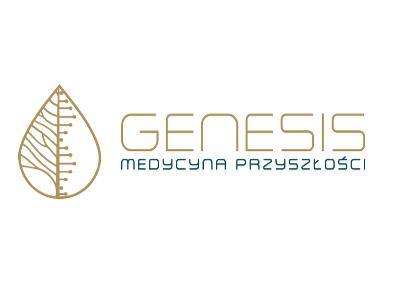 Logo kliniki Genesis - kliknij, aby powiększyć