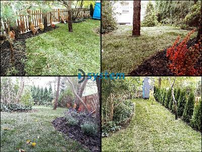 Renowacja starego ogrodu. - kliknij, aby powiększyć