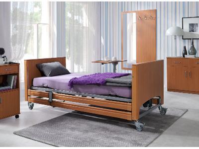 Łóżko rehabilitacyjne Elbur - kliknij, aby powiększyć