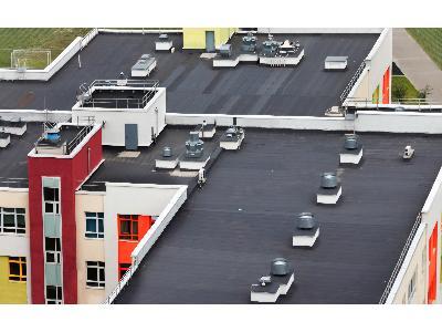 dach płaski - kliknij, aby powiększyć