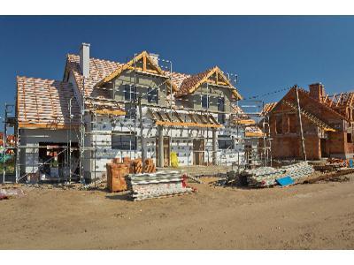 dom w trakcie budowy - kliknij, aby powiększyć