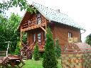 Domek nnad jeziorem na Kaszubach - -Choszczogród