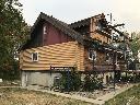 Sodowanie drewnianego domu