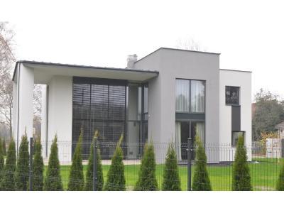 dom jednorodzinny projekt - kliknij, aby powiększyć