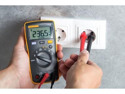 Pomiary elektryczne - kliknij, aby powiększyć