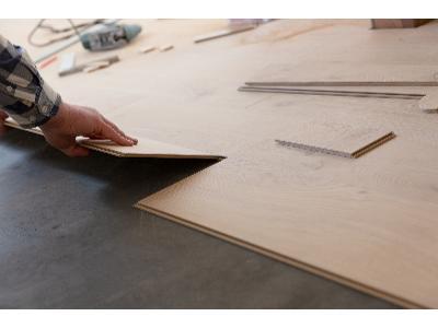 Układanie paneli i płytek, Lubin (dolnośląskie)